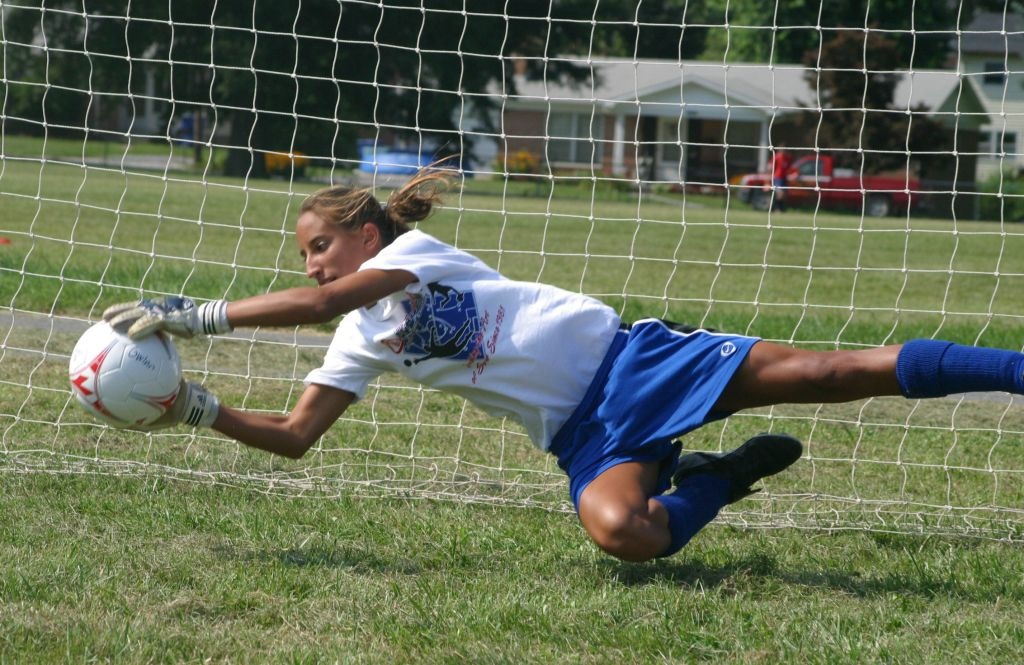 how to play goalie in soccer Playing soccer / football how to play soccer soccer balls for younger teams, when you don't necessarily have a specific goalie, coach goalie skills at some practices most players are afraid or uncomfortable to go in goal when young, but most of their worries will be reduced if they are coached.